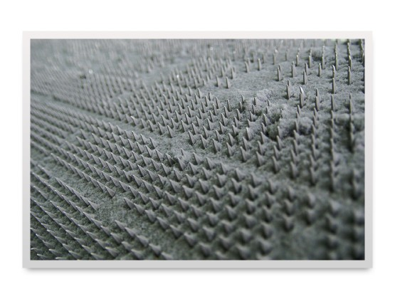 Upcycling paper from Cyclotexx is made from the fibers of cotton dust