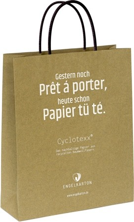Cyclotexx closes a gap in textile recycling and in the circular economy through real upcycling